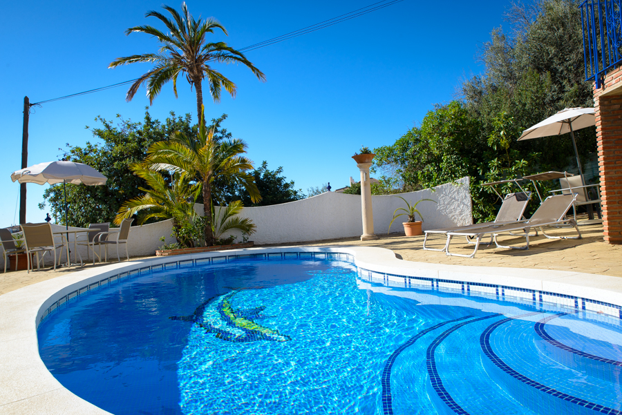 Private Villa to rent in Benalmadena Pueblo